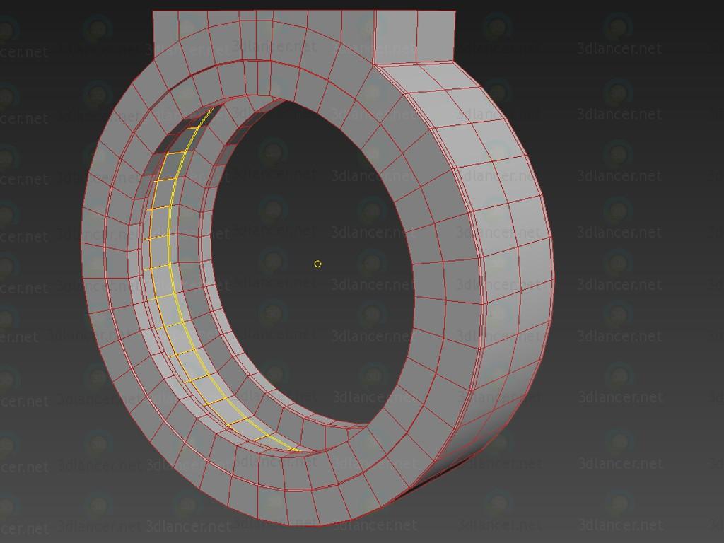modelo 3D La lámpara Cini & Nils - escuchar
