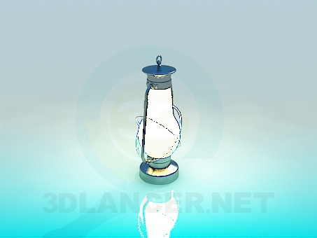 3d modeling lantern model free download