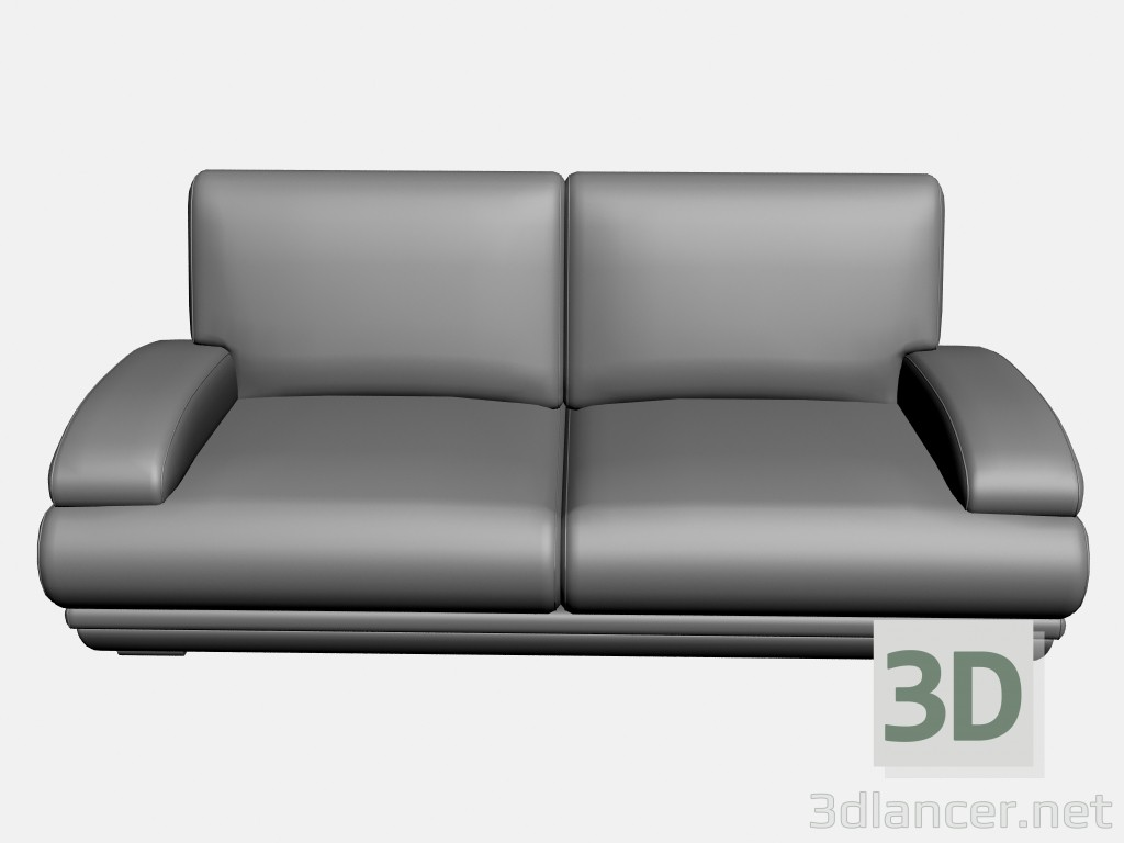 3d model Sofa Plimut (2B 203) - preview