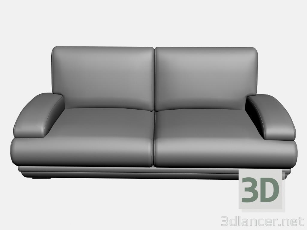 3d model Sofa Plimut (2B 203) - preview