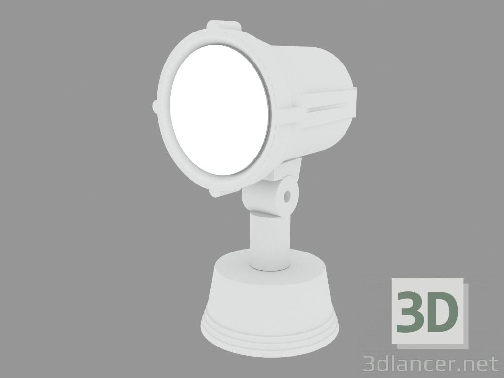 3 डी मॉडल सर्चलाइट MINITECHNO SPOT (S3565W + S3504) - पूर्वावलोकन