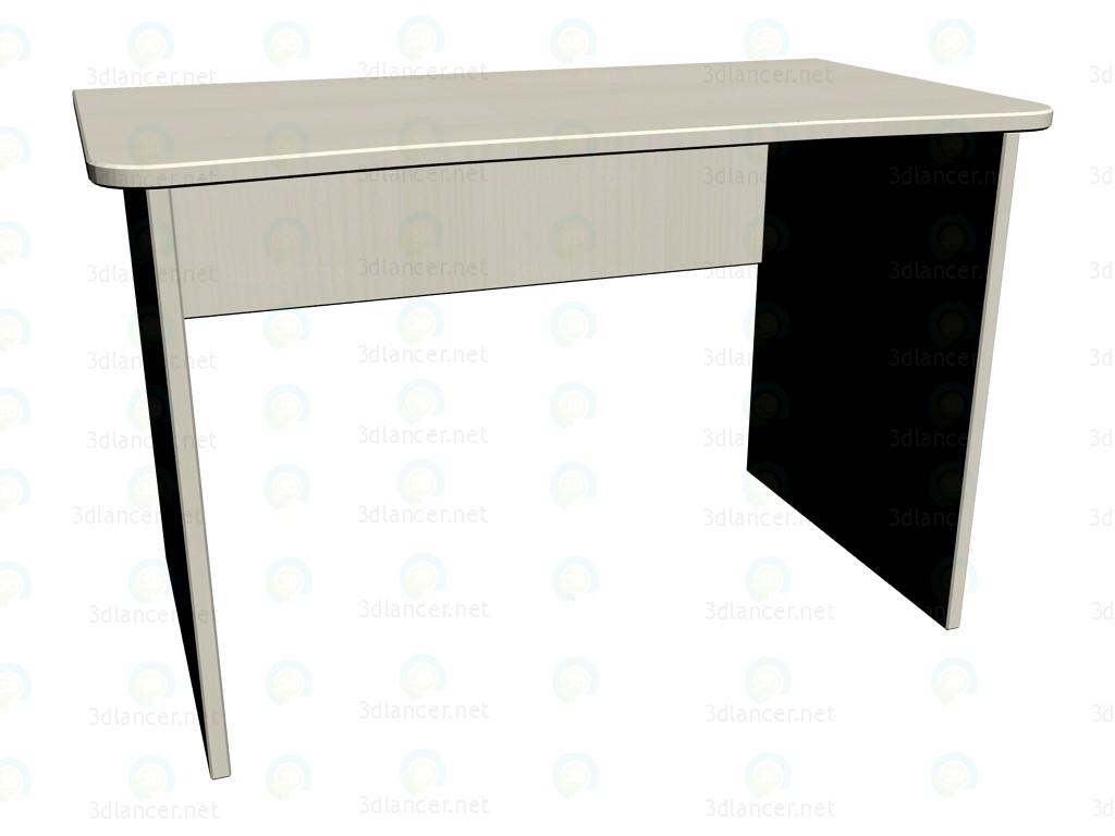 3d модель Стол рабочий ЛК-406 – превью