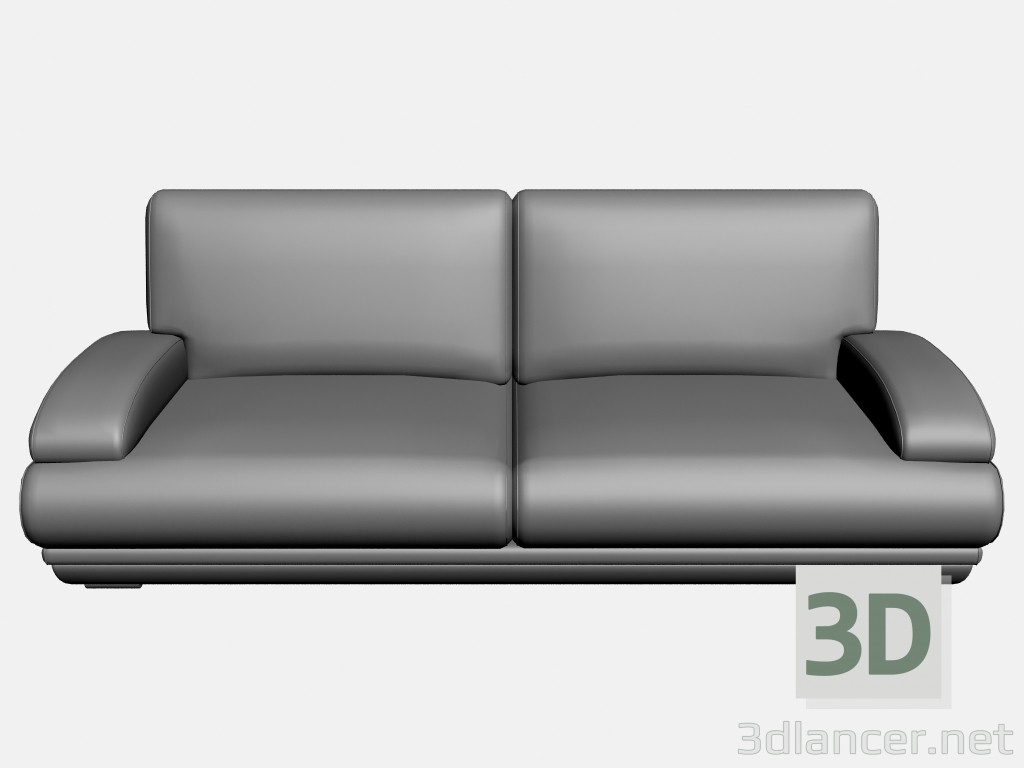3d model Sofa Plimut (2B 233) - preview