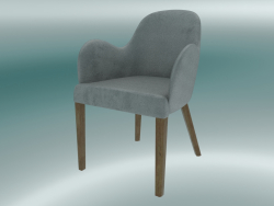 Emily Half Chair (Gray)