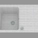3d модель Мойка кухонная Reflex (ZUX 711B) – превью