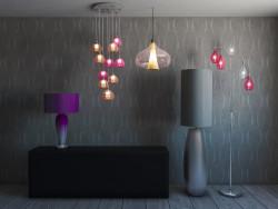 Lampes, lampadaires