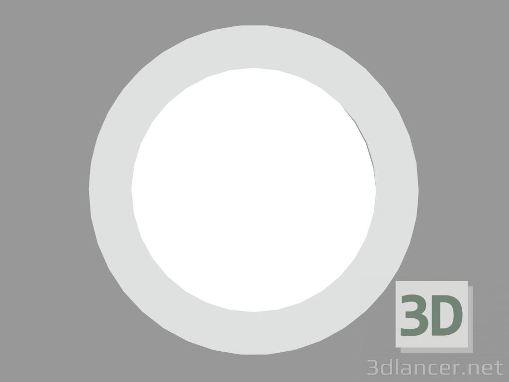 3 डी मॉडल Sidewalk light COMPACT ROUND 275 मिमी (S5127) - पूर्वावलोकन