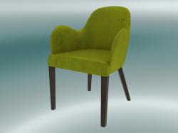 Half Armchair Emily (Giallo)