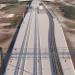 3d Three-way railway, Butaki stop model buy - render