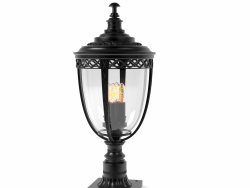 Englische Lampe