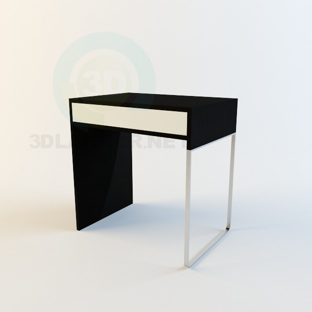 3d modeling tables IKEA model free download