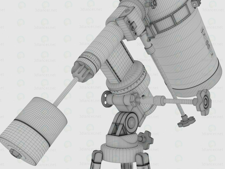 3d Телескоп Bresser Pollux 150/1400 EQ2 модель купити - зображення