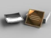 Pen Alliste, F764.032.CP, chrome + gold