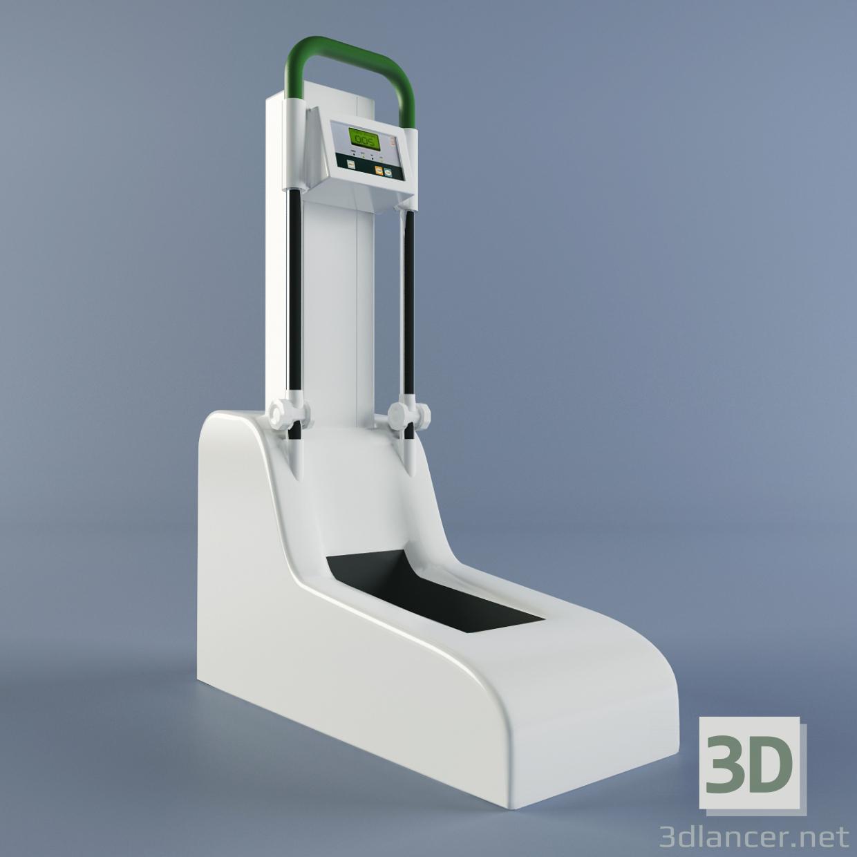 3 डी मॉडल Bahilator - पूर्वावलोकन