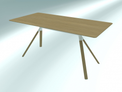 Table rectangulaire FORK (P127 160Х80)