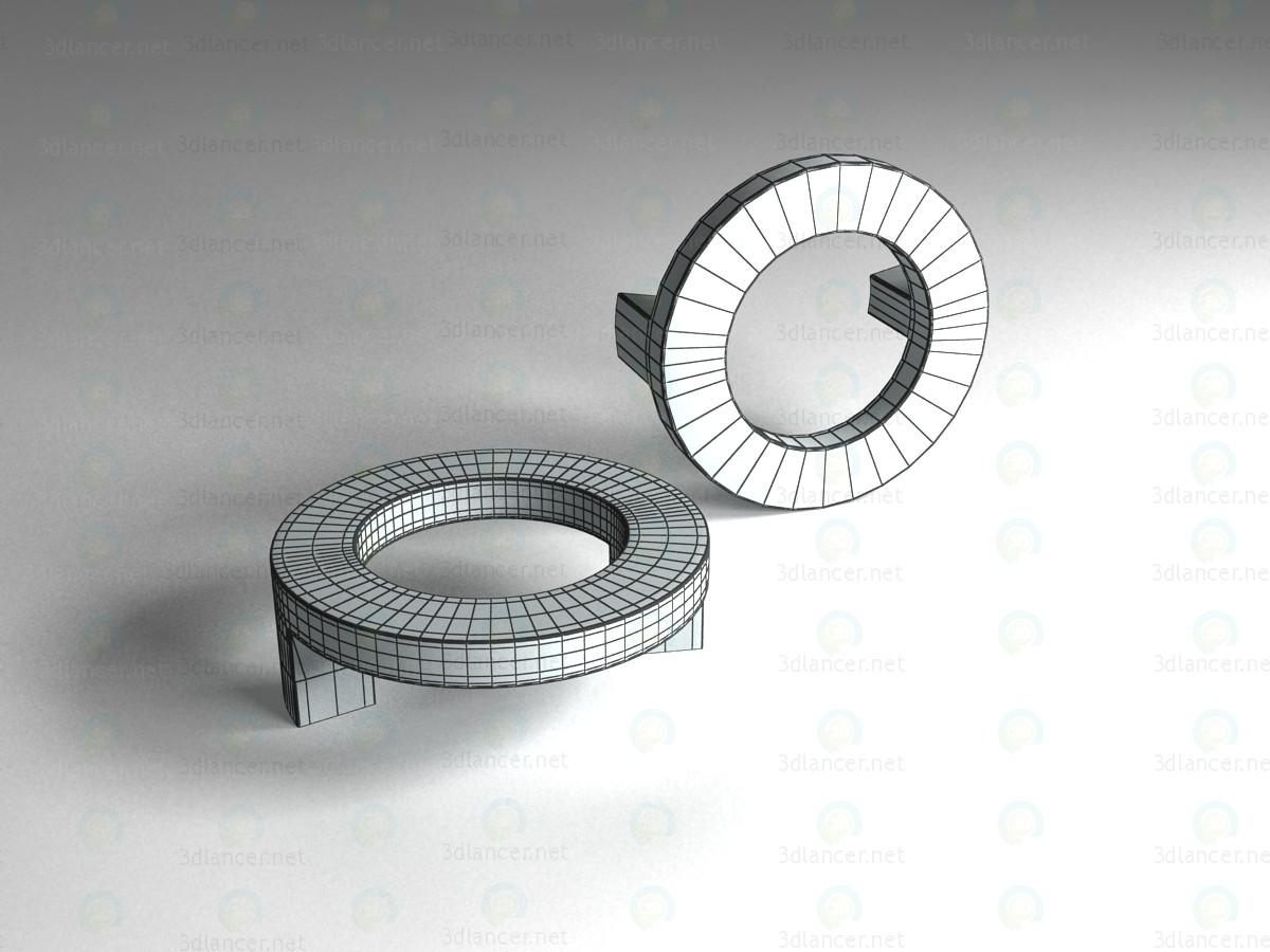 modelo 3D Pegan a 702 G2 - escuchar