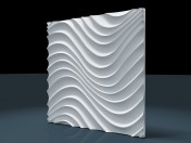 """Panel 3D """"ATRIA"""""""