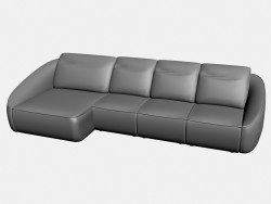 Sofa-Felge (Option 1)