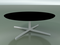 Coffee table round 0770 (H 35 - D 100 cm, F05, V12)