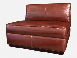 Seat module (corner couch called Leoncavallo) one called Leoncavallo seat cm 115
