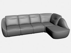 Sofa-Felge (Option 3)