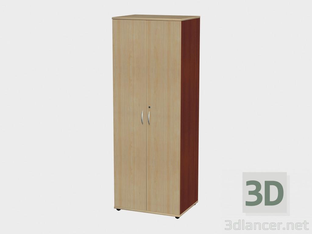 3d моделювання Шкаф Корсика (GR2z) модель завантажити безкоштовно