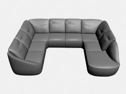 Sofa-Felge (Option 4)