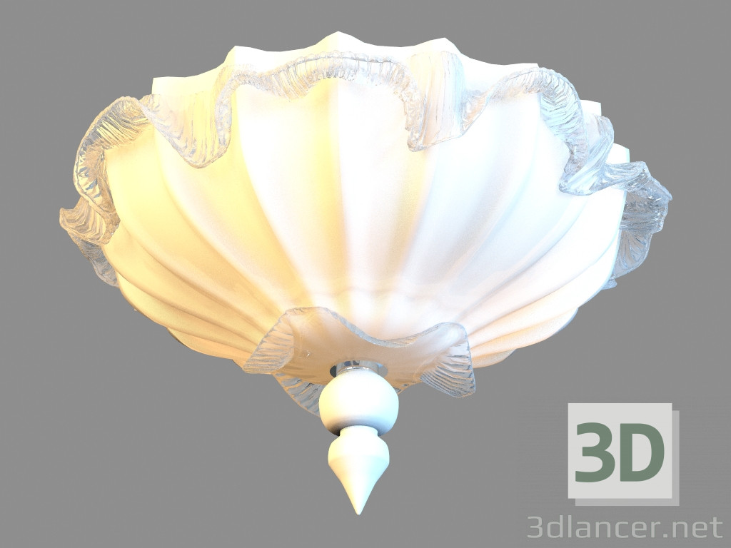 3d modeling Ceiling light A9140PL-3WH model free download