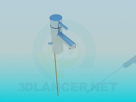 modelo 3D Grifo de baño - escuchar