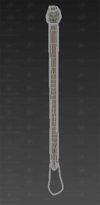 3d Топор модель купить - ракурс