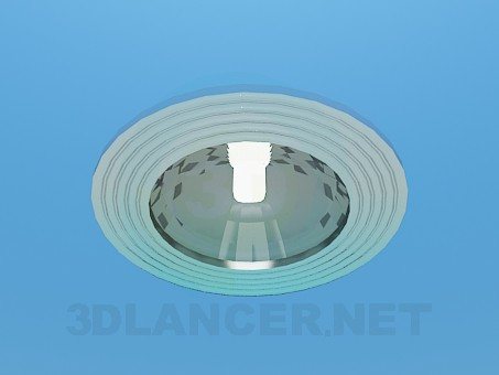 3d model Spot Lamp - preview