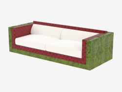 Sofa moderne double