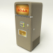 3d Automatic sparkling water AT-100C model buy - render