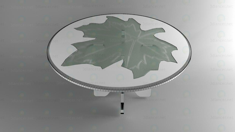 3d модель Журнальный столик – превью