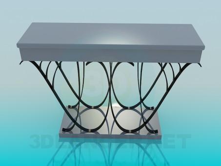 descarga gratuita de 3D modelado modelo Forja de vanidad