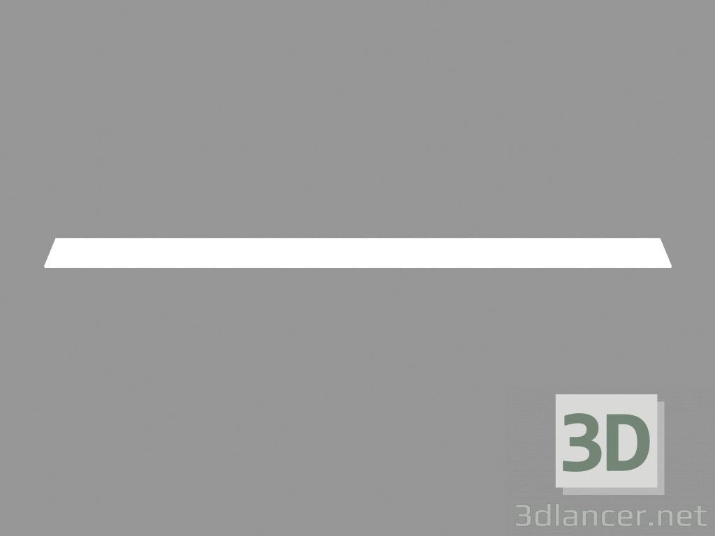 3 डी मॉडल लैंप-लाइन CONTINUOUS LINE 0.5m (S7005) - पूर्वावलोकन