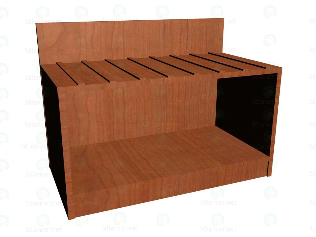 3d modeling Cupboard model free download