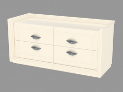 Chest of drawers CLTODZ
