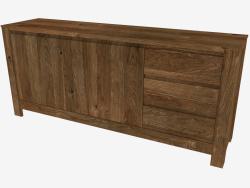 Commode (180 x 79 x 44 cm)