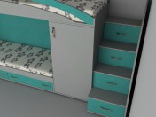 Furniture in a nursery