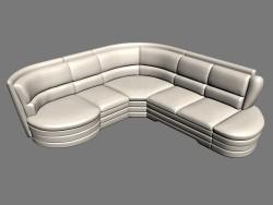 Sofa corner Titan