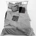 """3 डी बेड IKEA """"रिकेन"""" बोहो मॉडल खरीद - रेंडर"""