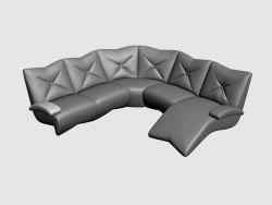 Sofa corner Ustin II