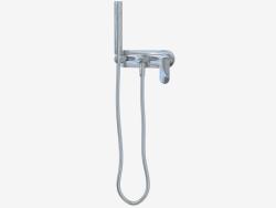 Скрытый смеситель для душа с ручным душем и дивертором One (112081)
