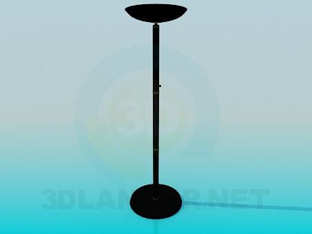 3d модель Напольный светильник – превью