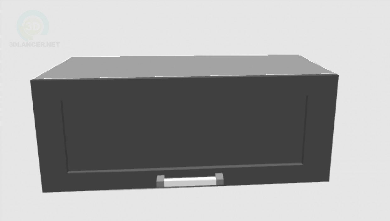 3d model Locker - preview