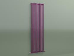 Radiatore verticale ARPA 1 (1820 16EL, viola trasporto RAL 4006)