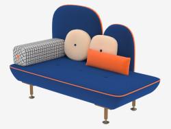 Canapé-lit double