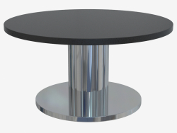 Coffee table DOUGLAS coffee table (d900 H760)