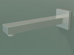 Wall-mounted washbasin spout, without waste set (13 800 980-060010)
